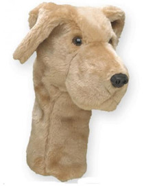 Daphne's HeadCovers: Yellow Lab / Labrador Dog Golf Club Cover