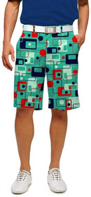 Loudmouth Golf Mens Shorts - 8-Track