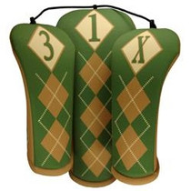 BeeJo's: Golf Headcover: The Green 7 Wood