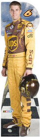Lifesize Cardboard Cutout - David Ragan - #6