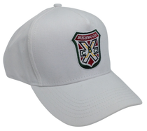 Caddyshack - Bushwood Country Club Retro Snapback Golf Hat - White