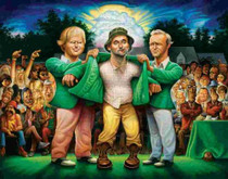 David O'Keefe: The Green Jacket - A Tribute to Carl Spackler & 1980