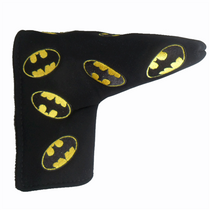 Batman Multi Logo Blade Putter Cover