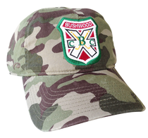 Bushwood Country Club Logoed Caddyshack Golf Cap  - Camo
