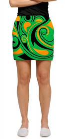 Loudmouth Golf Womens Skort - Angry Birdies