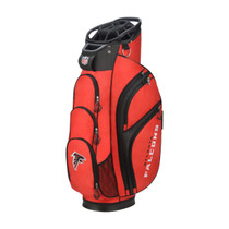Wilson NFL Cart Golf Bag - Atlanta Falcons