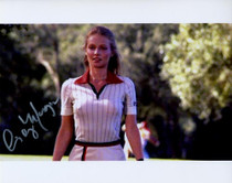 "Cindy Morgan ""Lacey Underall"" Signed 8x10 Caddyshack Photo - Nice Try"