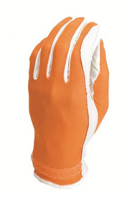 Evertan Women's Tan Through Golf Glove: Creamsicle