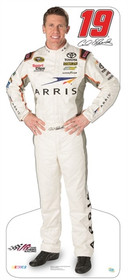 Lifesize Cardboard Cutout - Carl Edwards 2015 #19 Arris