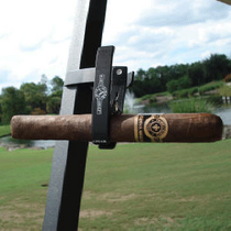 Get-A-Grip Cigar Clip - Cigar Holder for your Golf Bag or Cart