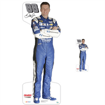 Lifesize & Miniature Cardboard Cutout Combo - Dale Earnhardt Jr. 2015 Nationwide #88