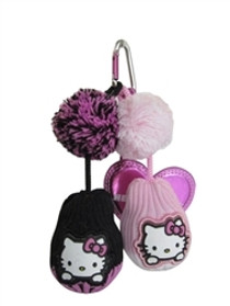 "Hello Kitty ""Mix & Match"" Ball & Tee Holder - Pink/Black"