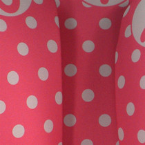 BeeJo's: Golf Headcover - Honey Suckle Polka Dots