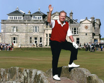 Jack Nicklaus Farewell to British Open Unsigned 16x20 Photo UJNI-16a
