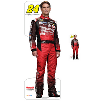 Lifesize & Miniature Cardboard Cutout Combo - Jeff Gordon #24
