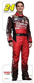 Lifesize Cardboard Cutout - Jeff Gordon #24