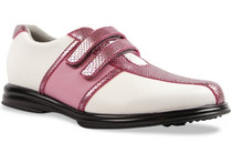 Sandbaggers Women's Golf Shoes: Krystal Charm Strap