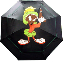 "Marvin the Martian Double Canopy 62"" Golf Umbrella"