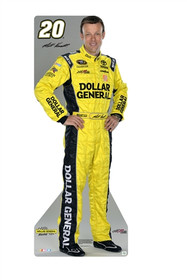 Lifesize Cardboard Cutout - Matt Kenseth 2013 #20 Dollar General