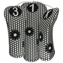 BeeJo's: Golf Headcover - Love Affair Dots