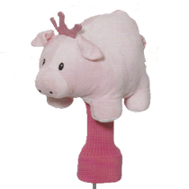 Pippa the Pig Golf Headcover by Creative Covers