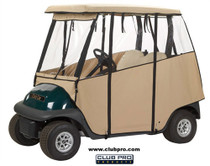 CLUB PRO Golf Cart Enclosure Precedent (3x4)
