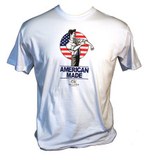 David O'Keefe: American Made - Ronald Reagan Tribute T-Shirt