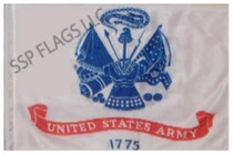 "Golf Cart Flags - ARMY 6""x9"" Replacement Flag"