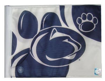 Penn State Panthers 11in x 15in Golf Cart or Car Flag