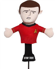 Star Trek Golf Headcover - Scotty