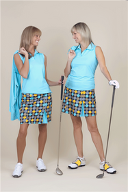 GolfHer Ladies Golf Skort - Scramble
