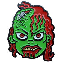 ReadyGolf - Zombie Ball Marker & Hat Clip - Green
