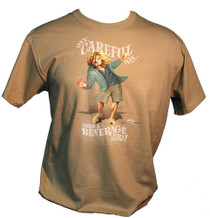 David O'Keefe: The Dude from Big Lebowski T-Shirt