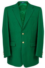 Trophy Club Green Blazer Jacket by ReadyGOLF