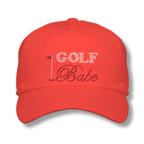 Titania Golf: Women's Cap - Golf Babe
