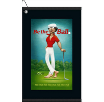 David O'Keefe/Devant:  Caddyshack Ty Webb Golf Towel