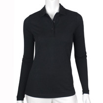 Fairway & Greene: Women's Jeni Longsleeve Pique Polo