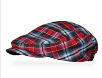Golf Knickers: Men's Airdrie Par 5' Limited Plaid Golf Knickers & Cap
