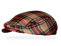 Golf Knickers: Men's Augusta Par 5' Limited Plaid Golf Knickers & Cap