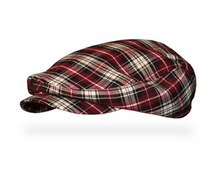 Golf Knickers: Men's Mulberry 'Par 5' Limited Plaid Golf Knickers & Cap
