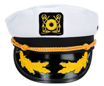 Caddyshack Judge Smails Captain's Yacht Cap by Dorfman Pacific