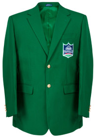 Fantasy Football Championship Green Blazer Jacket