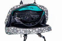 Sassy Caddy Swanky Messenger Bag