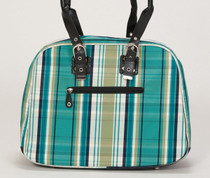 Sassy Caddy Preppy Messenger Bag