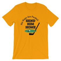 Happy Gilmore - Send Him Home T-Shirt by ReadyGolf