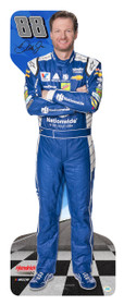 Lifesize Cardboard Cutout - Dale Earnhardt Jr. 2017 Nationwide #88