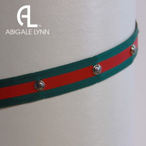 Abigale Lynn Visor Band - Fifth Avenue Stripe