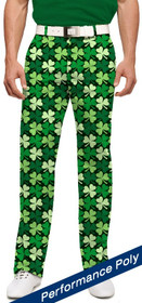 Loudmouth Golf Mens Pants - Sham Totally Rocks StretchTech