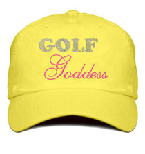 Titania Golf: Women's Cap - Golf Goddess