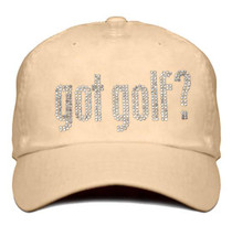 Titania Golf: Women's Cap - Got Golf